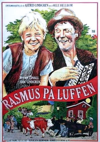 Poster of Rasmus and the Vagabond