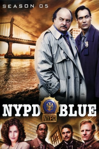 Poster of NYPD Blue