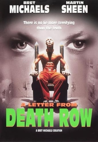 Poster of A Letter from Death Row