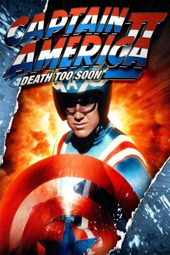 Poster of Captain America II: Death Too Soon