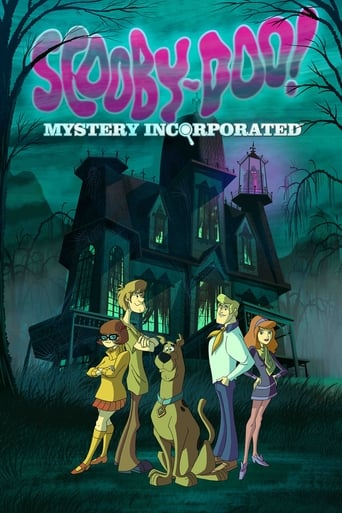 Poster of Scooby-Doo! Mystery Incorporated