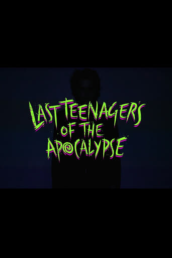 Last Teenagers of the Apocalypse poster