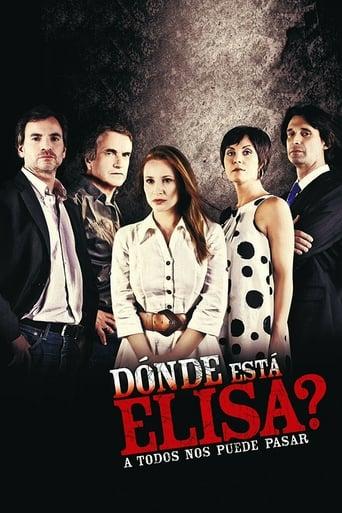 Poster of ¿Dónde está Elisa?