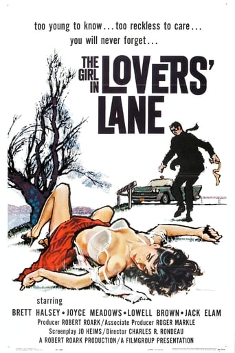 Poster of The Girl in Lovers Lane