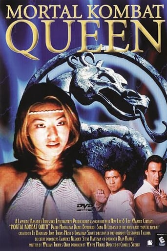 Poster of Mortal Kombat: Queen