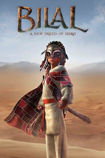 Poster of Bilal: A New Breed of Hero