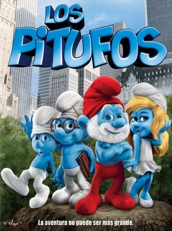 Poster of Los pitufos