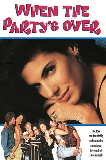 Poster of When the Party's Over