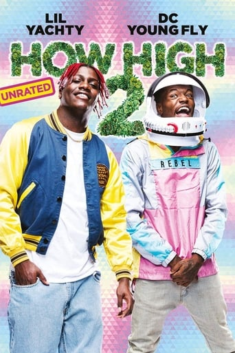 Poster of How High 2