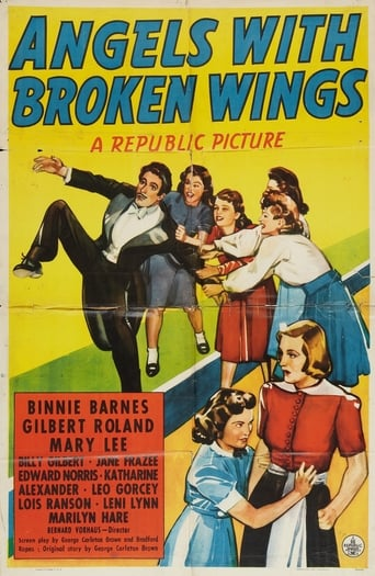 Poster of Angels with Broken Wings