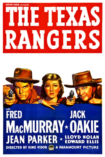 Poster of The Texas Rangers