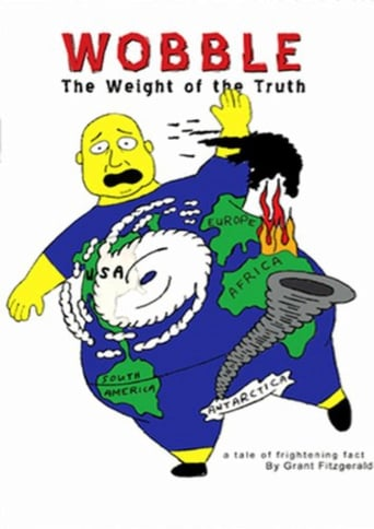 Poster of Wobble: The Weight of the Truth
