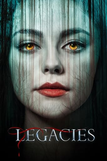 Poster of Legacies