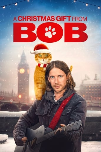 Poster of A Christmas Gift from Bob
