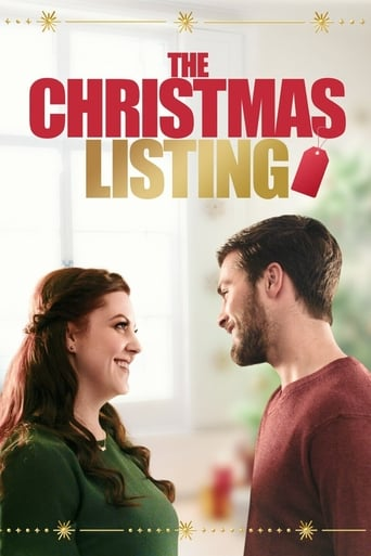 Poster of The Christmas Listing