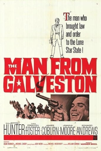 Poster of The Man from Galveston