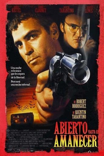 Poster of Abierto hasta el amanecer