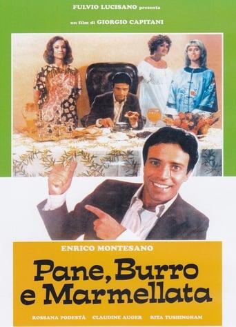 Poster of Pane, burro e marmellata