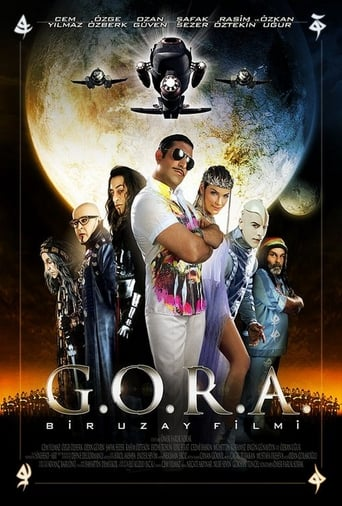 Poster of G.O.R.A.