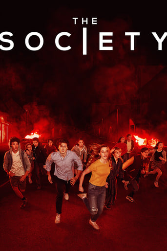 Poster of The Society
