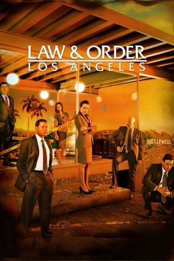 Poster of Law & Order  Los Angeles
