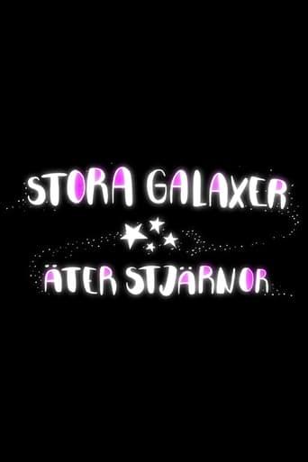 Poster of Stora galaxer äter stjärnor
