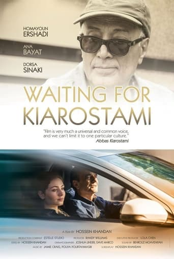Poster of Waiting for Kiarostami
