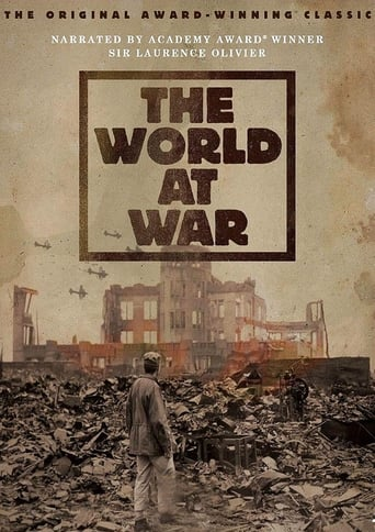 Poster of The World At War