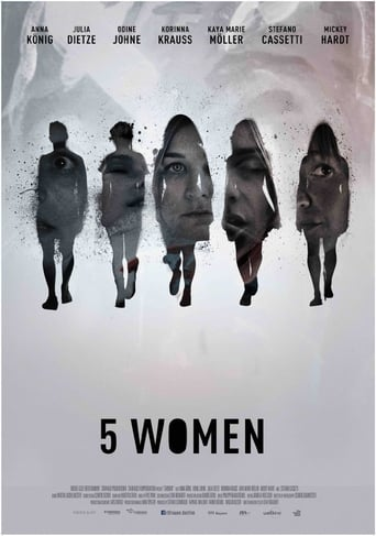 Poster of 5 Women