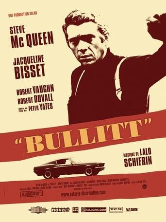 Poster of 'Bullitt': Steve McQueen's Commitment to Reality