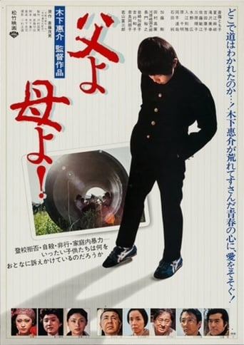 Poster of 父よ母よ!
