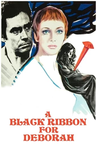 Poster of A Black Ribbon for Deborah