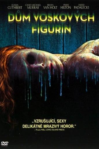 Poster of Dům voskových figurín