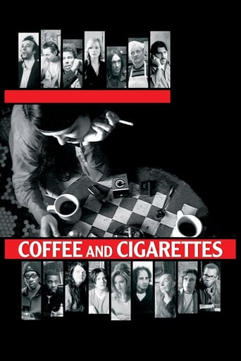 Poster of Café y cigarrillos