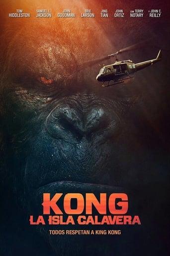 Poster of Kong: La isla Calavera