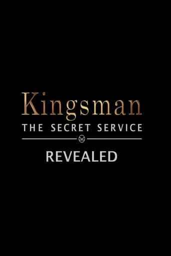 Poster of Kingsman: The Secret Service Revealed