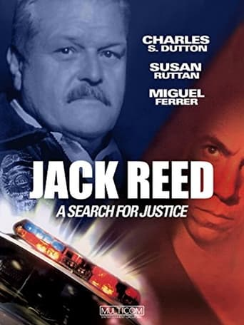 Poster of Jack Reed: A Search for Justice