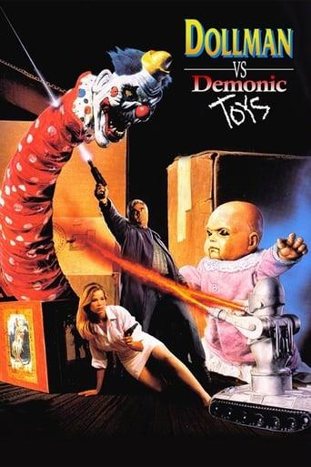 Poster of Dollman vs. Demonic Toys