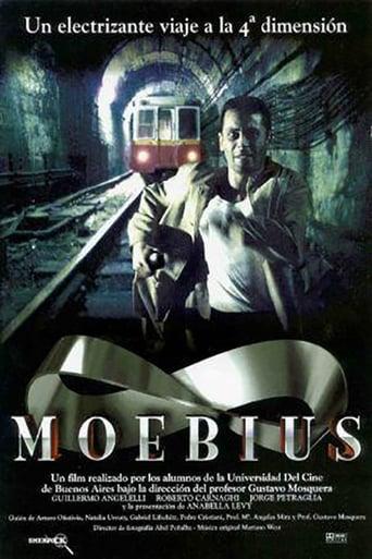 Poster of Moebius