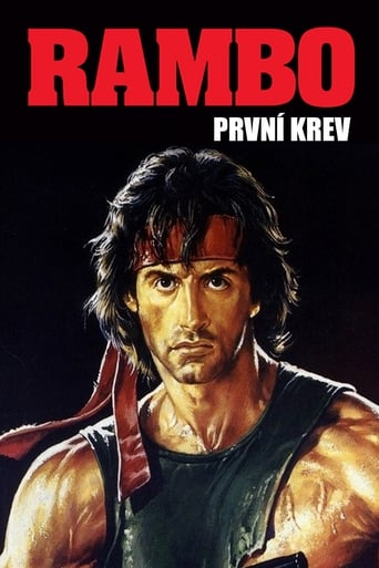 Poster of Rambo: První krev