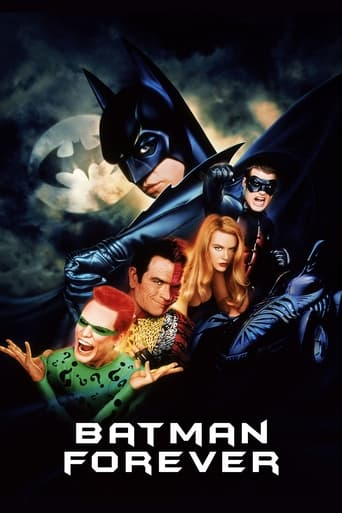 Poster of Batman Forever
