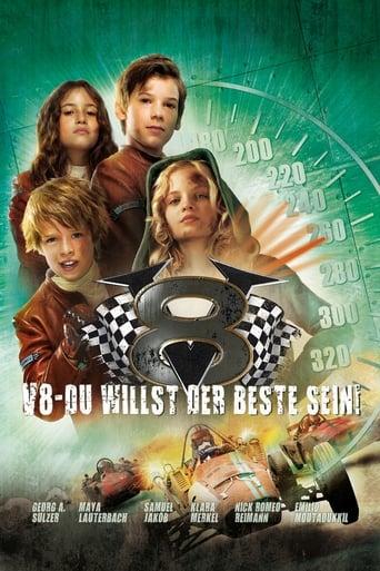 Filmplakat von V8 - Du willst der Beste sein