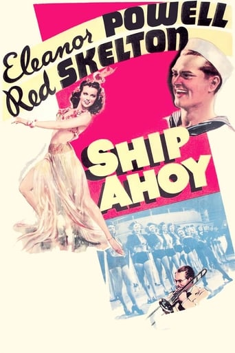 Poster of Ship Ahoy