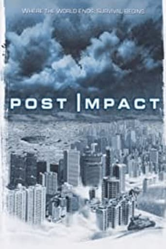 Poster of Post Impact