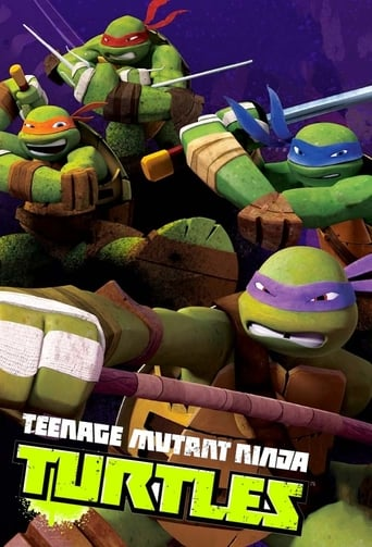 Poster of Teenage Mutant Ninja Turtles