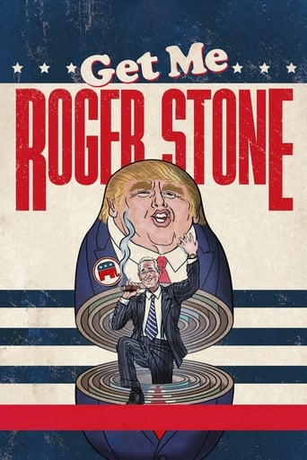 Poster of Get Me Roger Stone