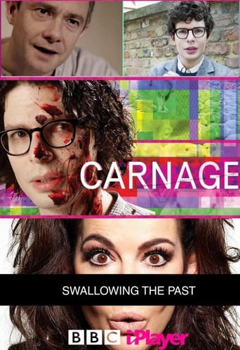How old was Martin Freeman in Carnage: Swallowing the Past