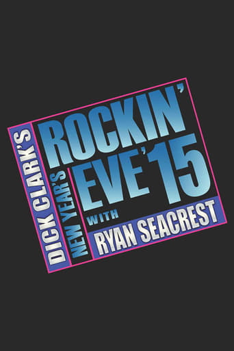 Poster of New Year's Rockin' Eve '15