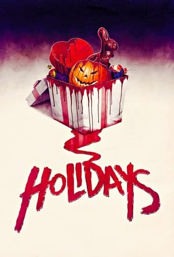 Poster of Holidays