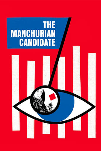 Poster of The Manchurian Candidate